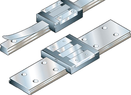 Miniature Ball Rail Systems